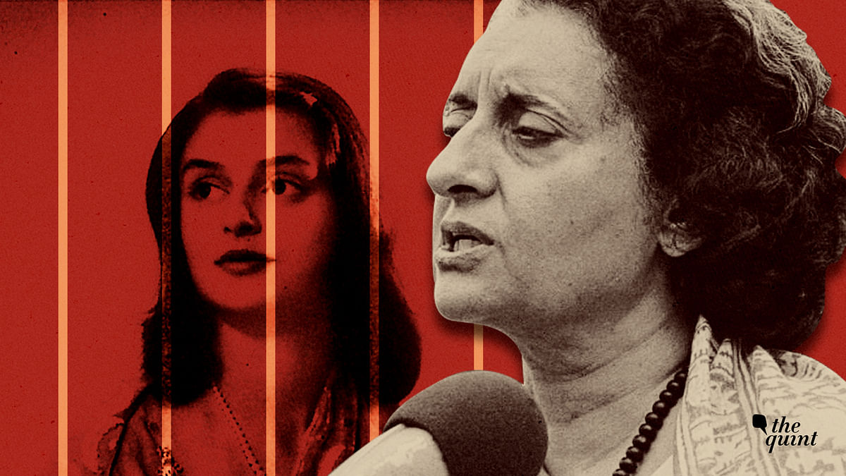 Why Did Indira Gandhi Have Gayatri Devi Jailed During Emergency?