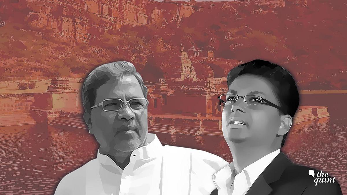 Siddaramaiah and Satish Jarkiholi