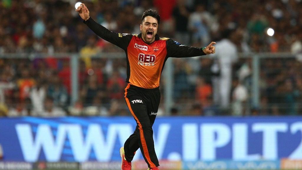 Rashid Khan has taken 20 wickets till now in 16 matches of IPL 2018.