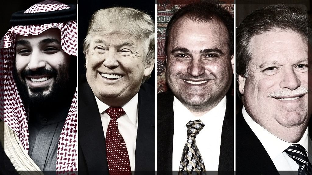 The Princes, The President and The Fortune-Seekers