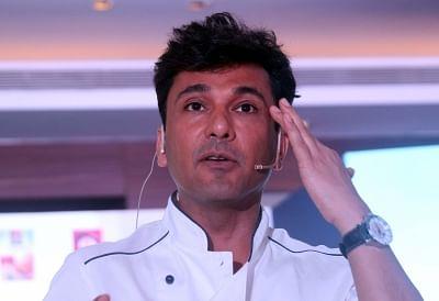 Chef  Vikas Khanna. (Photo: IANS)