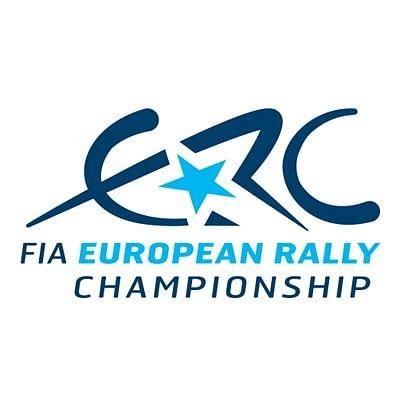 European Rally Championship. (Photo: Twitter/@FIAERC)