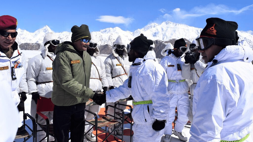Kovind Becomes Second President to Visit Siachen Base Camp