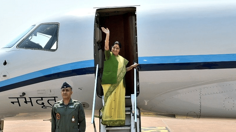 India for Safe, Sustainable Return of Rohingyas: Swaraj in Myanmar