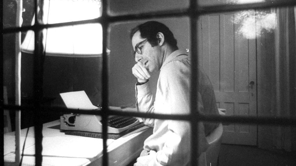 File photo of Philip Roth.
