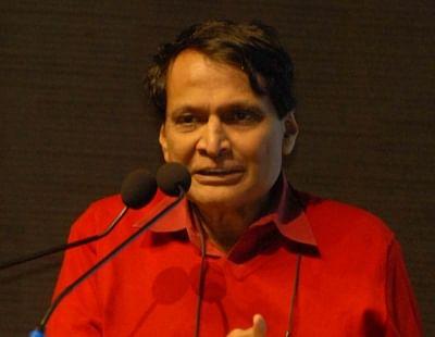 Suresh Prabhu. (File Photo: IANS)