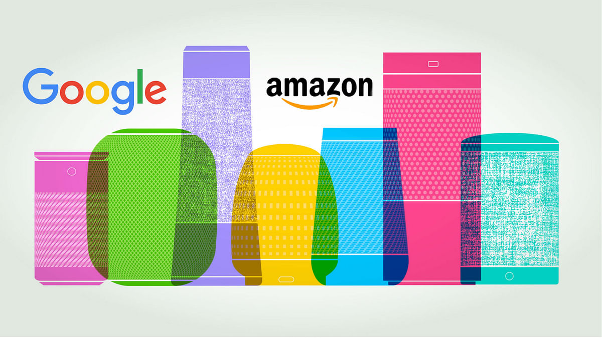Google and Amazon have found another battleground in the Indian market.