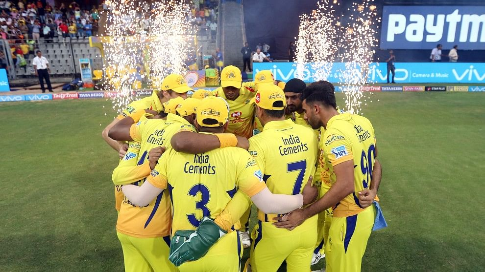 Previously, Chennai Super Kings have qualified for the IPL finals six times and won it twice.