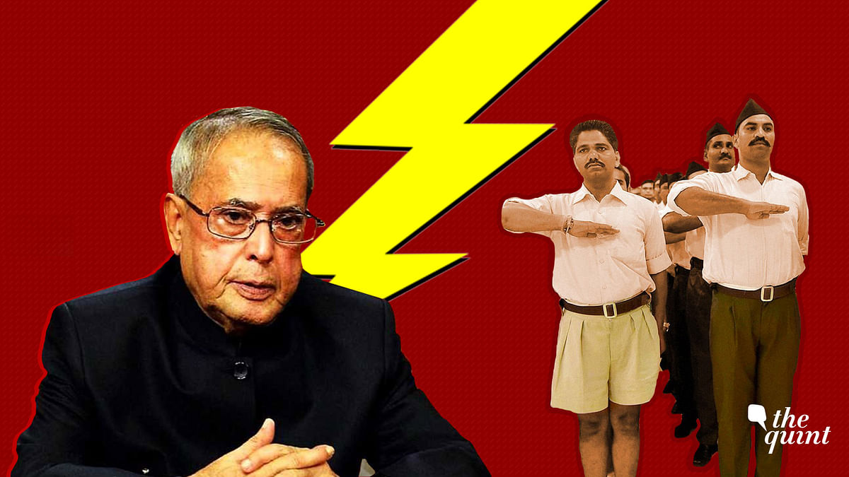 Will Pranab Da Uphold His Nehruvian Ideals While Addressing RSS?