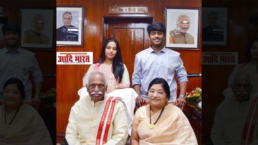 BJP MP Bandaru Dattatreya's 21-Yr-Old Son Dies Due to Heart Attack