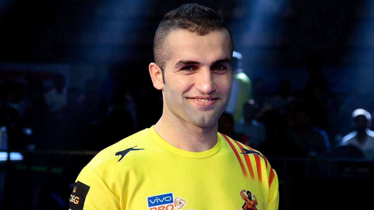 File photo of Fazel Atrachali.