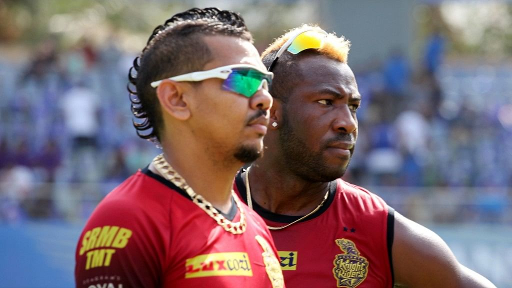 Both Sunil Narine and Andre Russell have to come out with something special if Kolkata Knight Riders have to overcome their dreaded history against Mumbai Indians.