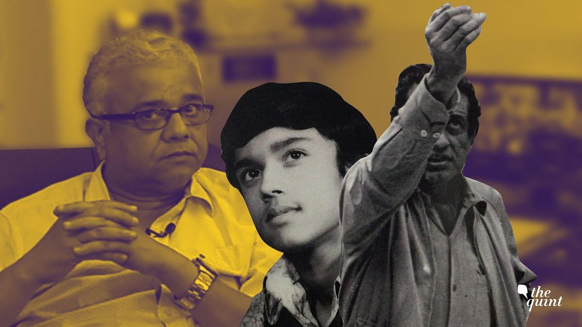 Feluda's 'Topshe' Remembers His Manik Jethu – Satyajit Ray