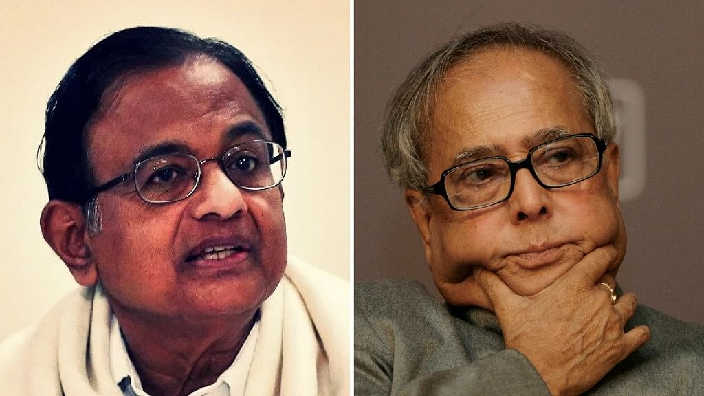 """Tell RSS What's Wrong With Their Ideology"": Chidambaram to Pranab"