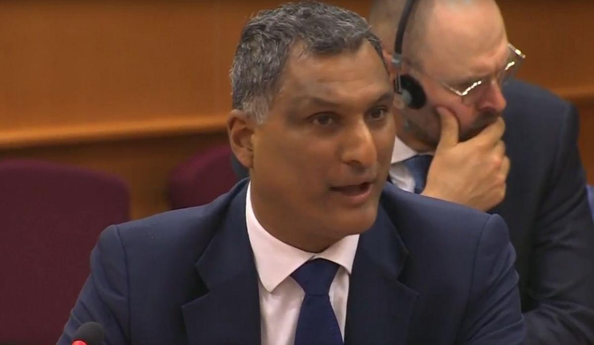 Syed Kamall, British member of European Parliament