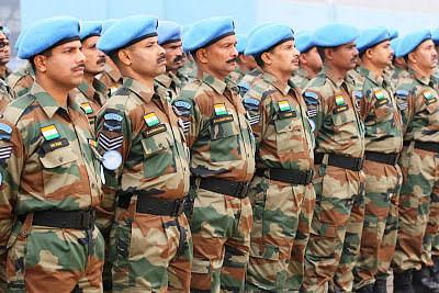 Indians deployed in Sudan.
