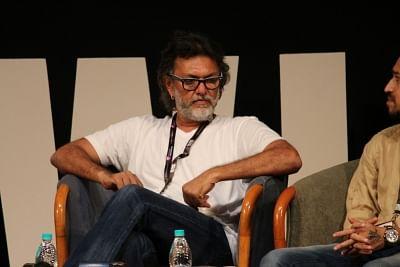 Mumbai: Filmmaker Rakeysh Omprakash Mehra during a programme in Mumbai on Sept 22, 2017. (Photo: IANS)