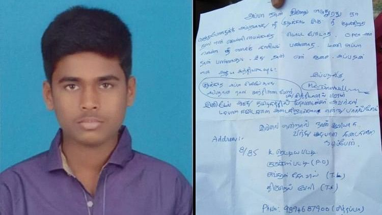 TN Student Commits Suicide to Make His Father Stop Drinking