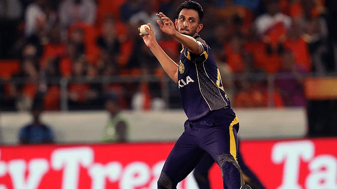 Joy of Watching Stumps Fly Made Me Bowl Fast: Prasidh Krishna