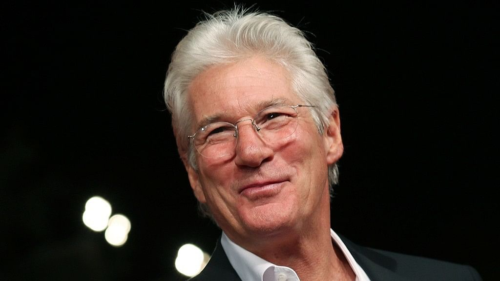 <i>Richard Gere</i> at the red carpet event for the movie <i>Time Out of Mind </i>at the Rome Film Festival.&nbsp;