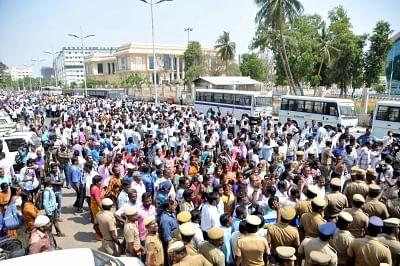 Chennai: Joint Action Committee of Tamil Nadu Teachers