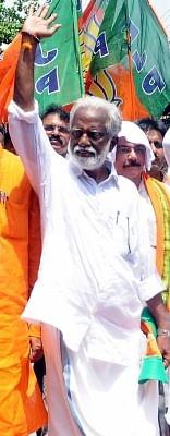 Kummanam Rajasekharan. (File Photo: IANS)