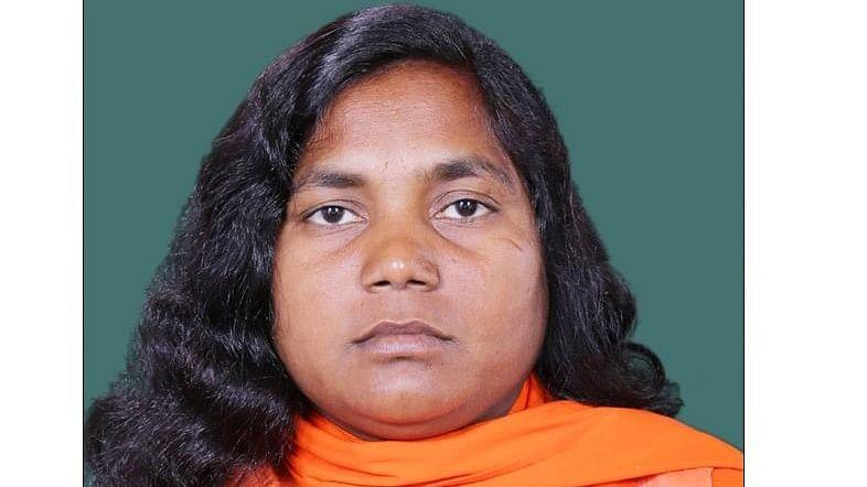 BJP MP Sadhvi Savitri Bai Phoole.