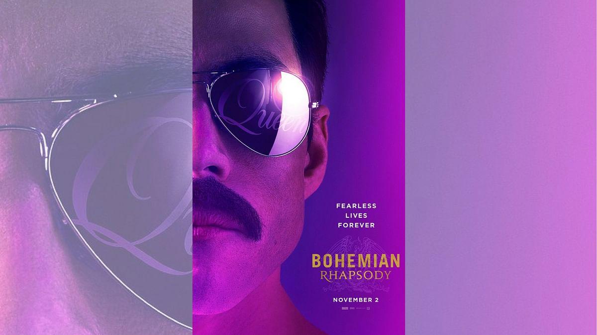 Mr Robot as Freddie Mercury? Hello, Bohemian Rhapsody!
