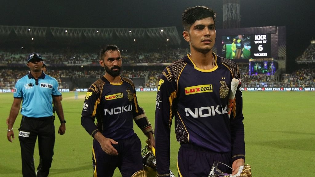 IPL 2018: Shubman, Karthik Guide KKR to 6-Wicket Win Over CSK