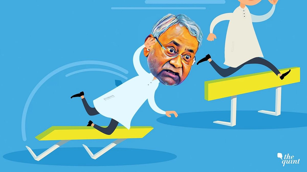 Before 2019 Polls, Can Nitish Kumar Make Yet Another U-Turn?
