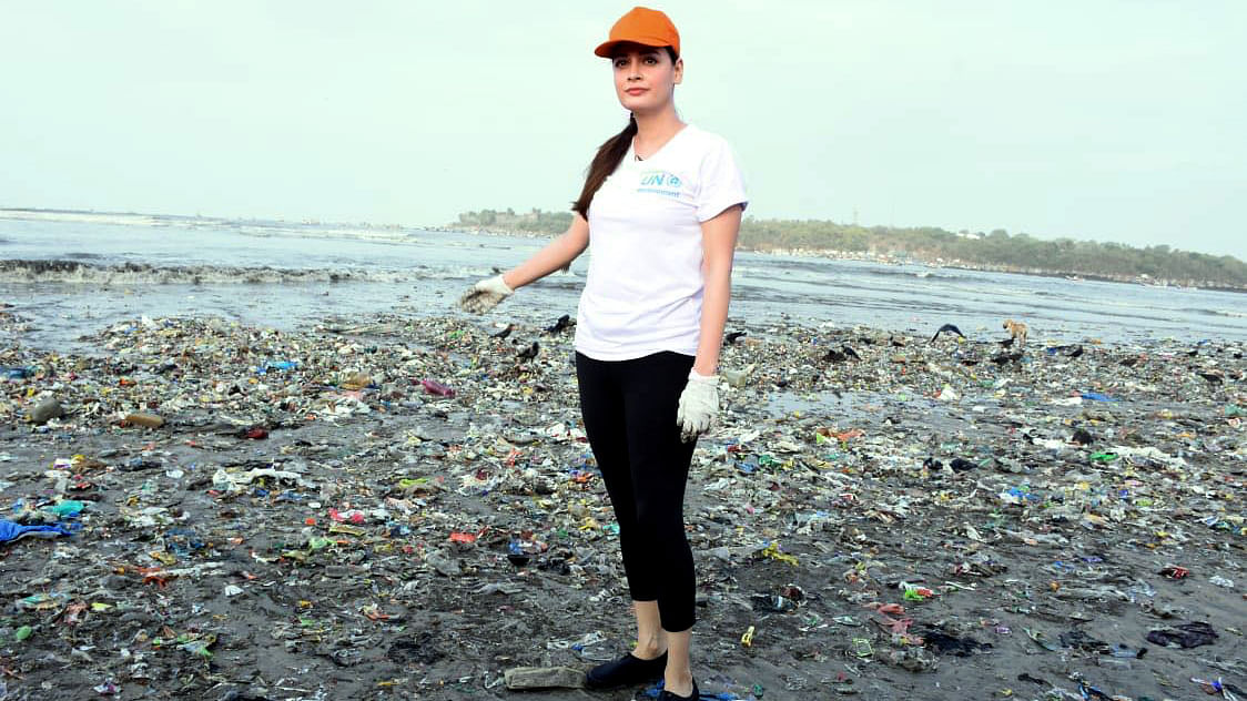 Join Dia Mirza & Afroz Shah's Mission To Beat Plastic Pollution