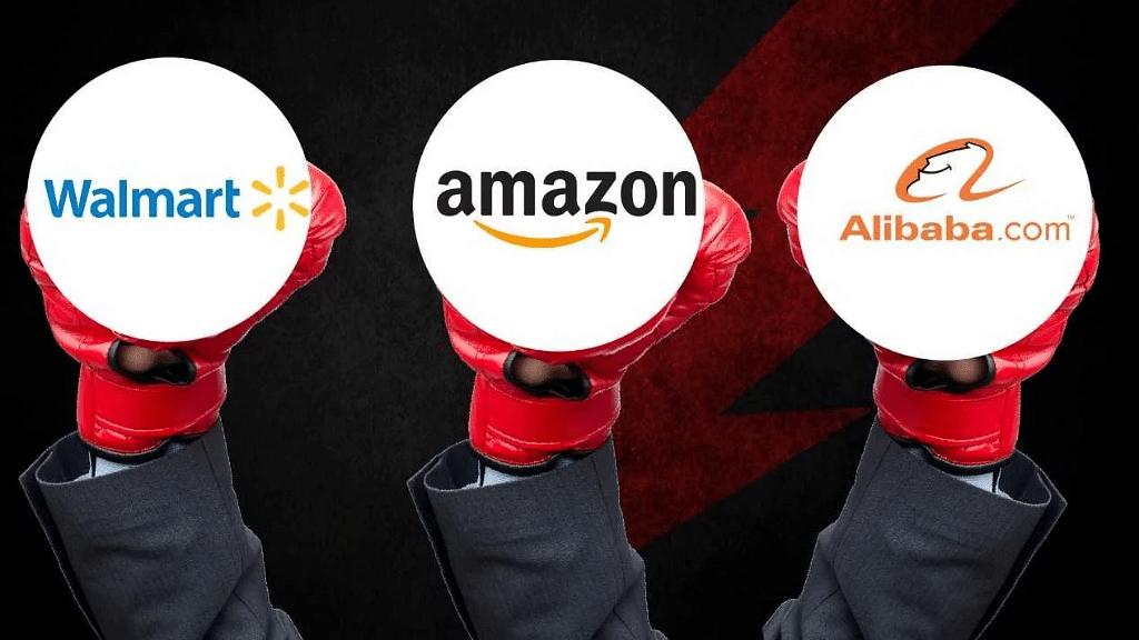 Walmart vs Amazon vs Alibaba: The 3-Way War for India's E-Market