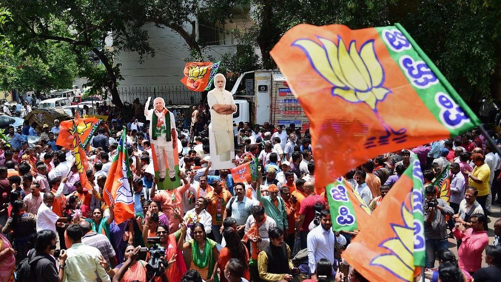 Karnataka Polls: Cong-JDS Hopeful of Forming Govt, BSY Cries Foul