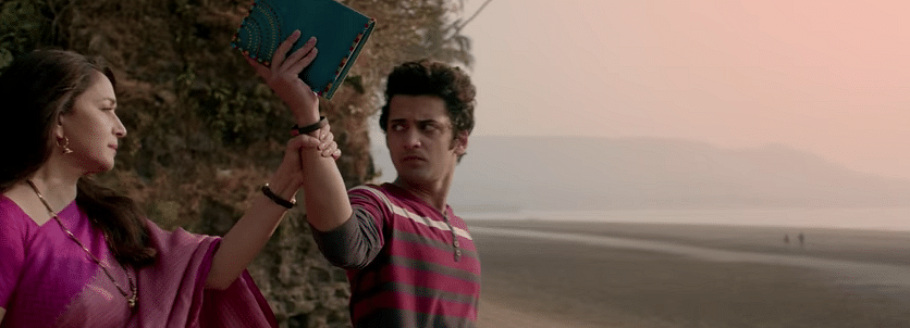 Sumedh Mudgalkar's simmering intensity stands out in the bunch of teens. (Photo Courtesy: YouTube)