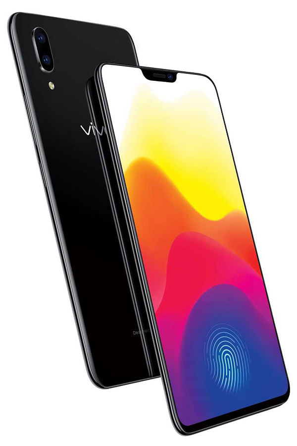 The Vivo X21 comes with a Full View display
