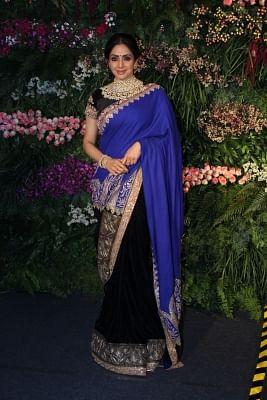 Late veteran actress Sridevi. (File Photo: IANS )