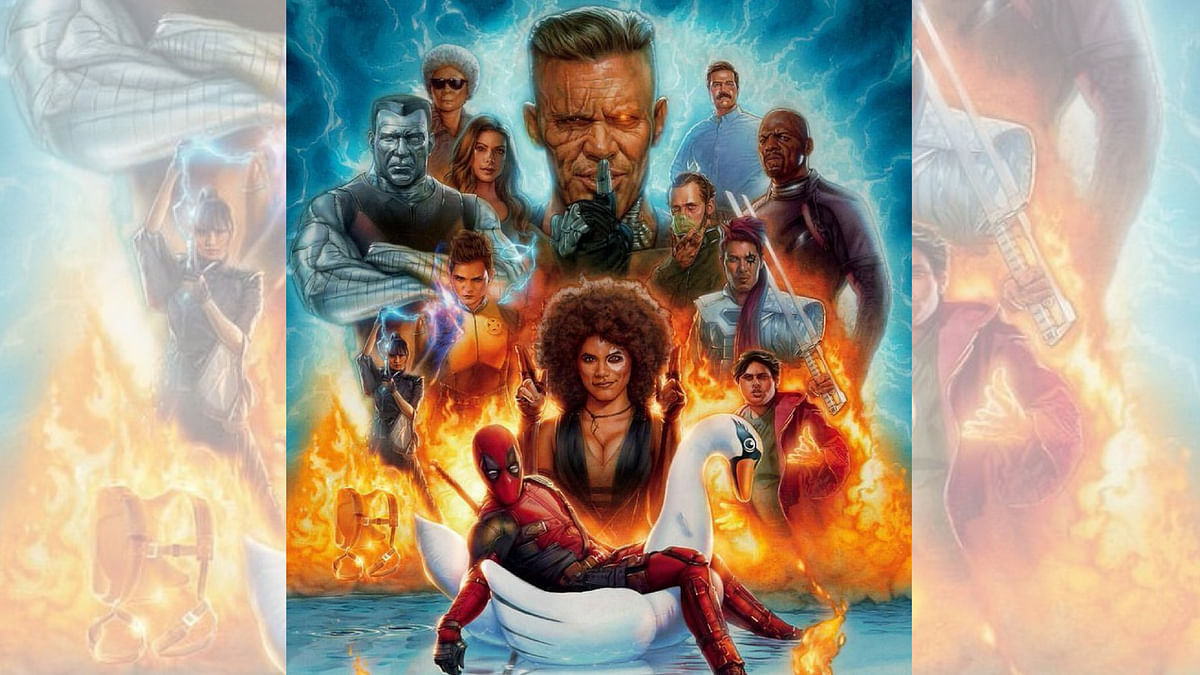 Deadpool 2: Who the F*&# Are All These Other Mutants?