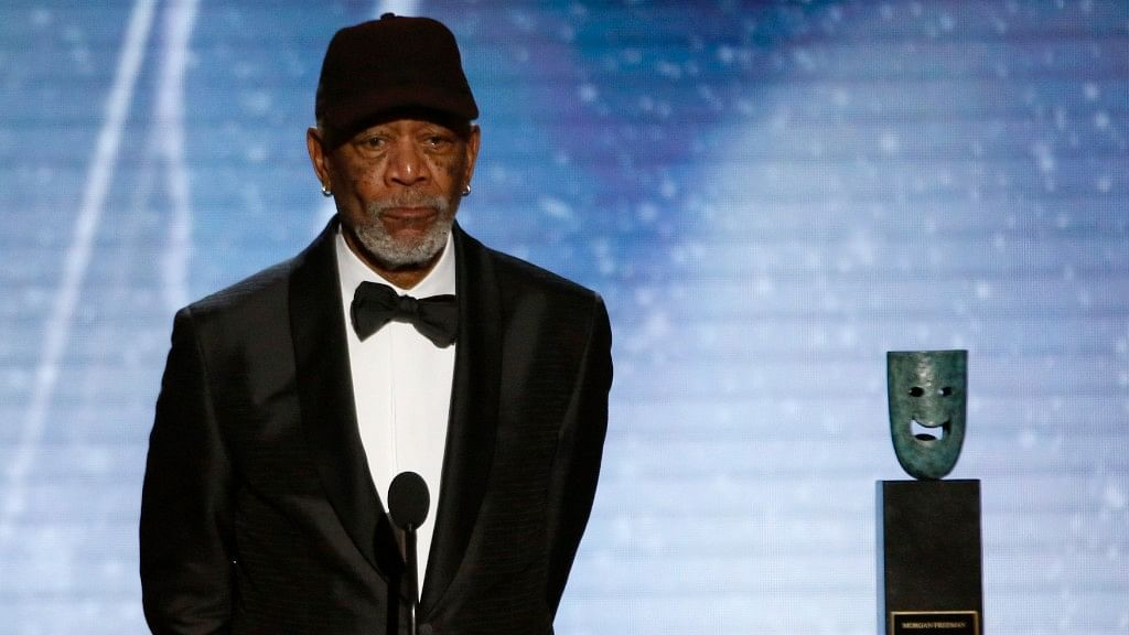 """Morgan Freeman Accused of Sexual Harassment, Says """"Sorry"""""""