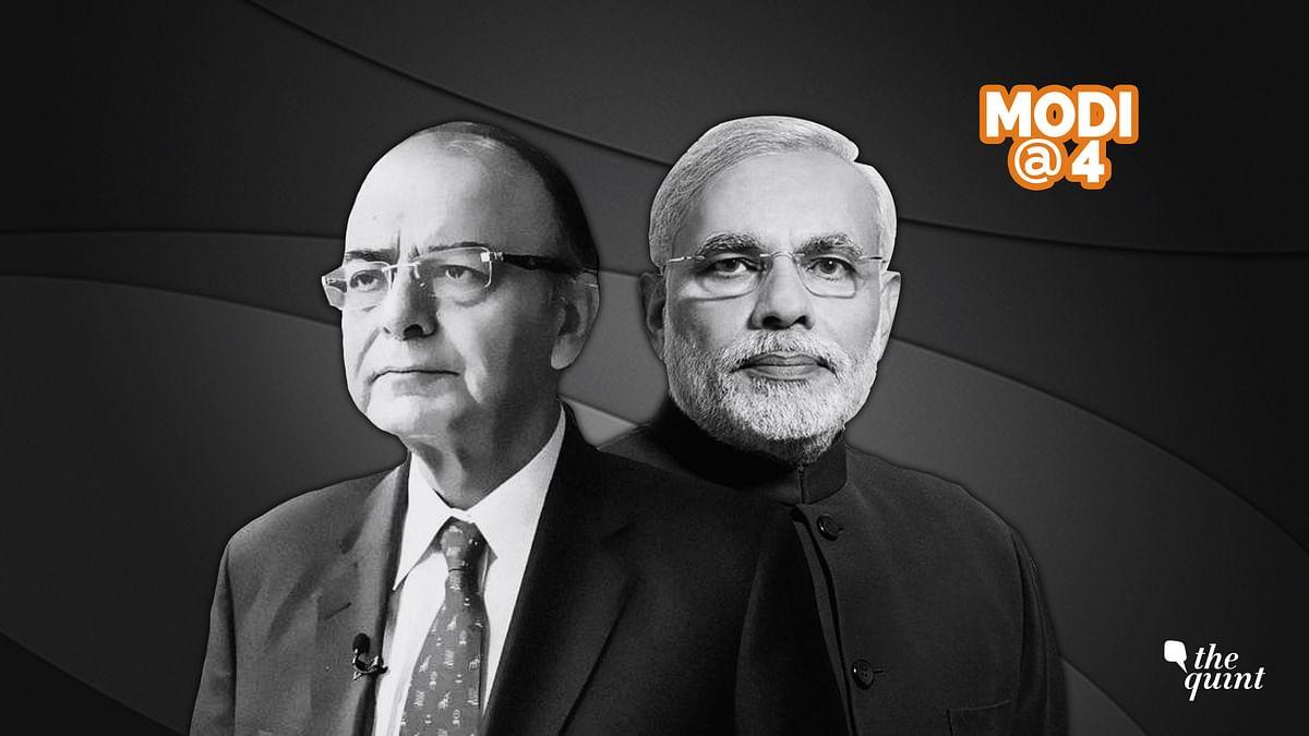 Arun Jaitley: Unlike UPA Era, Modi Has Put India Back on World Map