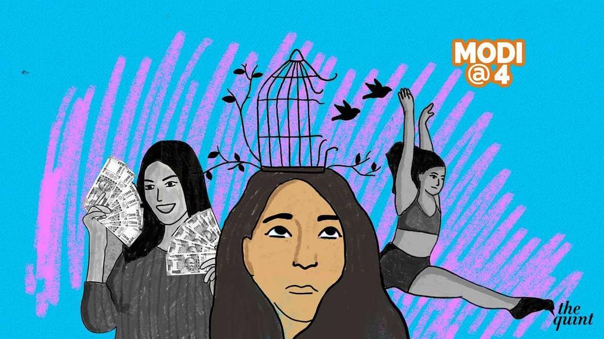 Modi@4: Our Buri Ladki Has Your Report Card for Women