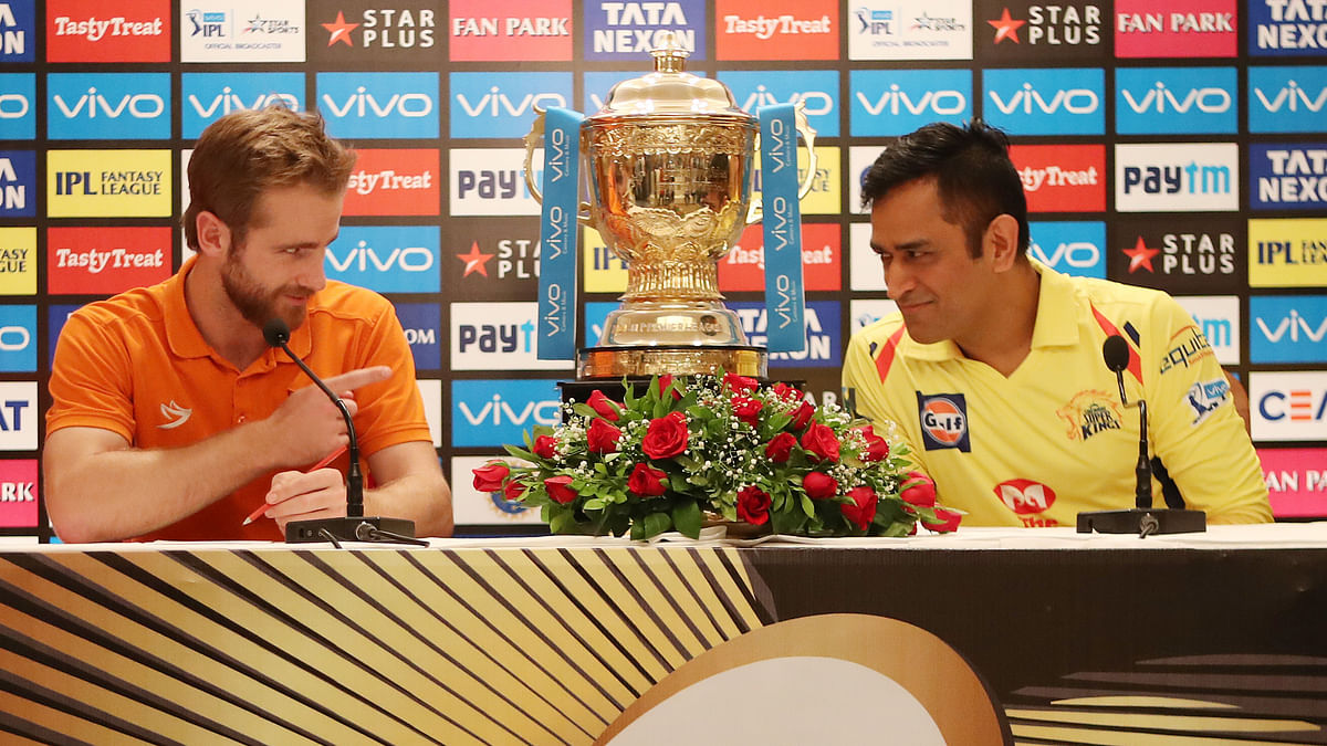 IPL 2018, Sunday 7pm: CSK-Sunrisers Face Off in High-Voltage Final
