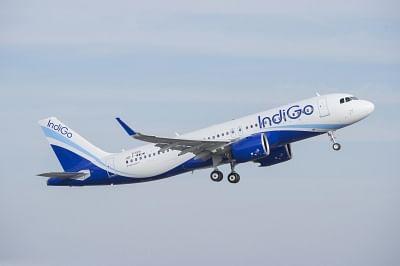 IndiGo. (File Photo: IANS)