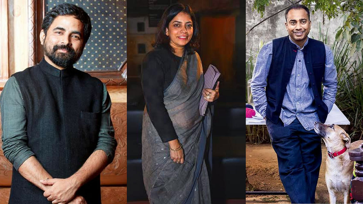 Sangita Sinh Kathiwada launched celebrated designers like Sabyasachi Mukherjee, Ananvila Mishra and Sanjay Garg amongst many others at 'Melange' back in the day
