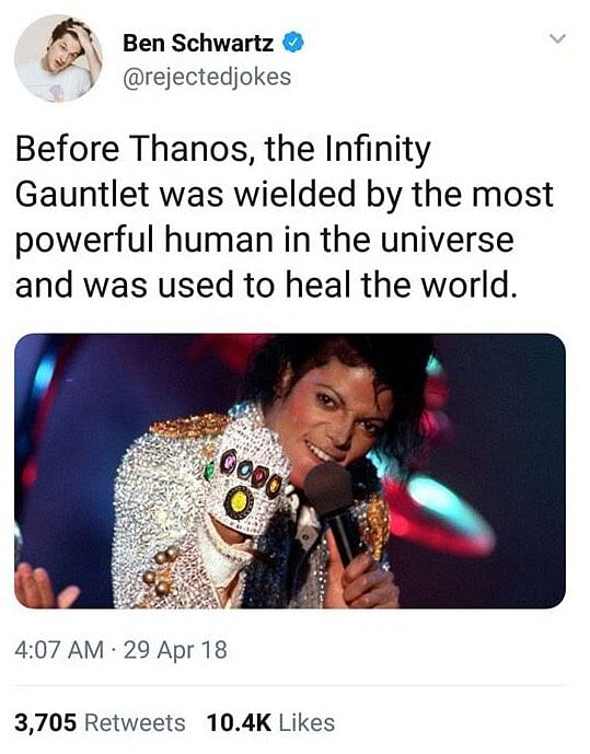 Did Thanos Draw 'Inspiration' From Mogambo? Twitter Memes Say So