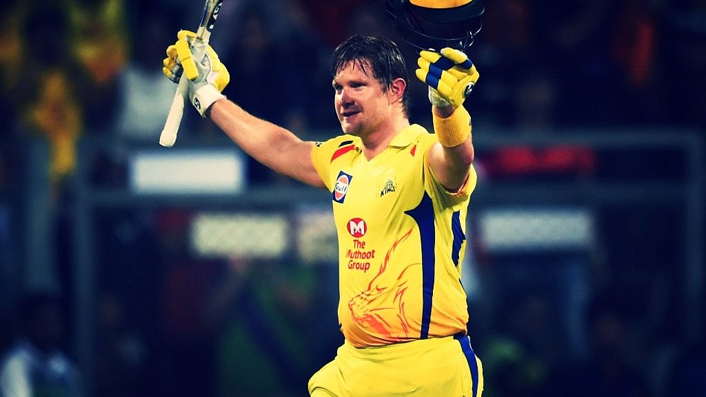 Shane Watson was the Player of the Tournament in IPL 2008 with Rajasthan Royals, and the Player of the Final in IPL 2018 for Chennai Super Kings.