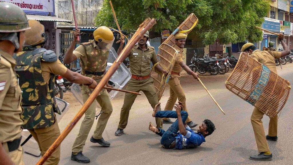 TN Police Booked by CBI For Firing During Anti-Sterlite Protests
