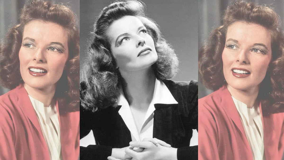 Katharine Hepburn is one of the spunkiest actors to have graced Hollywood.