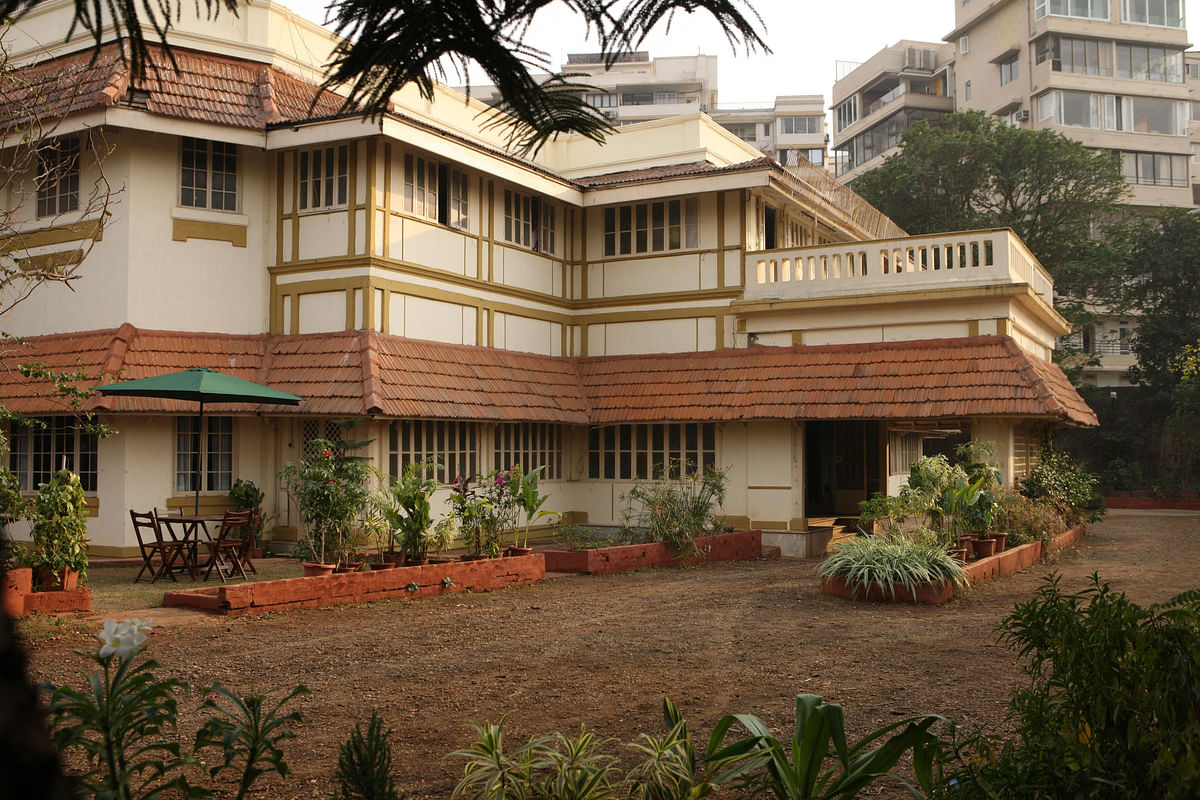 The house recreated for the film 'Sanju'