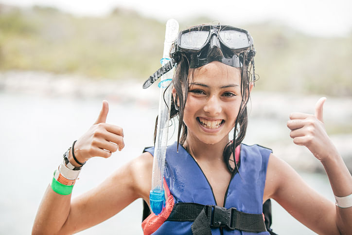 Scuba diving is a legit career choice.