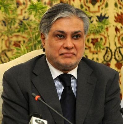 Ishaq Dar. (File Photo: IANS)